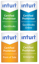 We are Quickbooks Certified