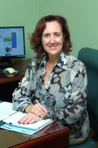 Alecia Caine, Accountant